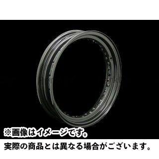 ネオファク ハーレー汎用 ホイール本体 ホイールリム 16×3.0in SV カラー:ブラック タイプ:スモールホール ネオファクトリー