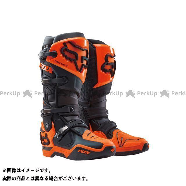 フォックス オフロードブーツ インスティンクト 2.0 ブーツ カラー:ブラック/オレンジ サイズ:8/26.0cm FOX