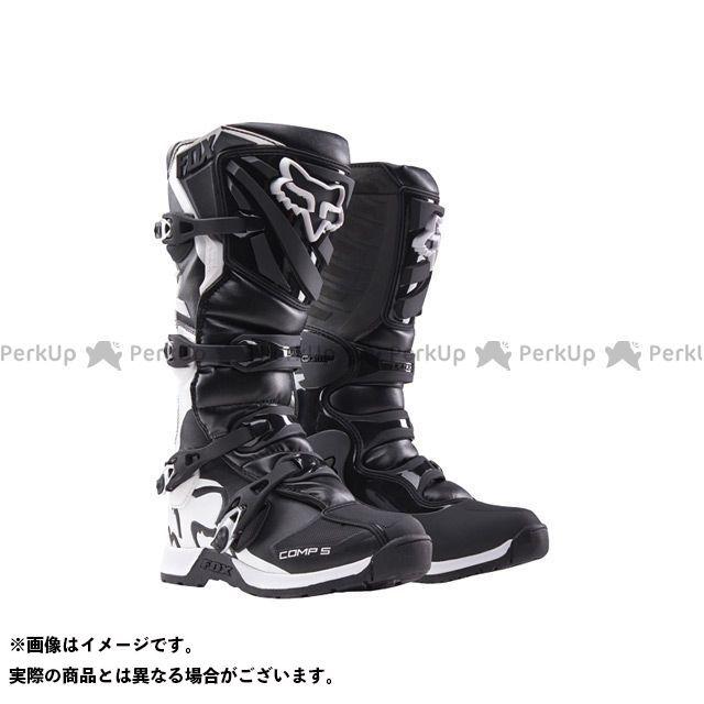 フォックス オフロードブーツ ユース コンプ5 ブーツ カラー:ブラック サイズ:Y3/22.5cm FOX