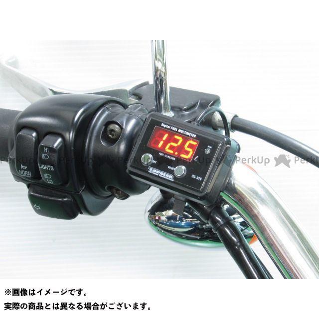PROTEC スポーツスター XL1200V セブンティーツー スポーツスター XL1200X フォーティエイト 水温・油温・燃料計 11510 DG-HD03 デジタルフューエルメーター プロテック