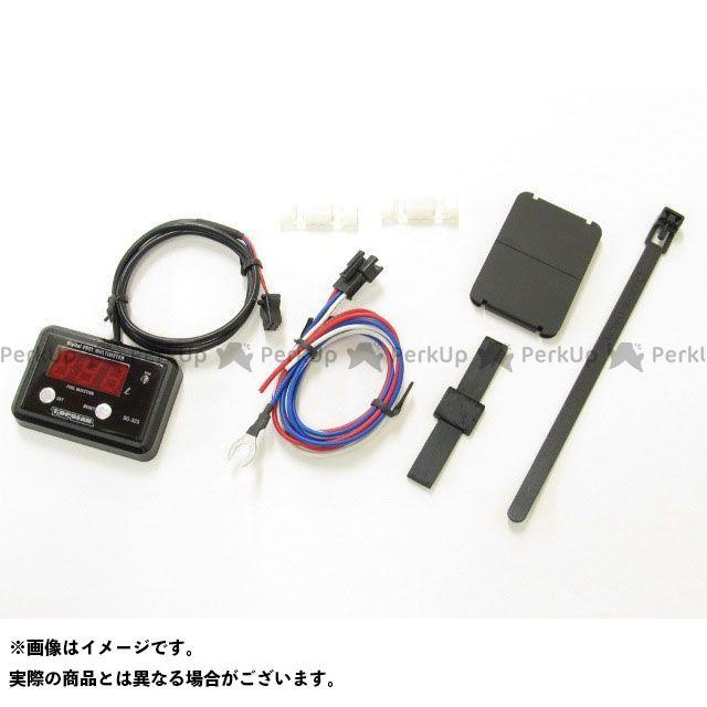 【エントリーで最大P23倍】PROTEC Z125プロ 水温・油温・燃料計 11530 デジタルフューエルマルチメーター プロテック