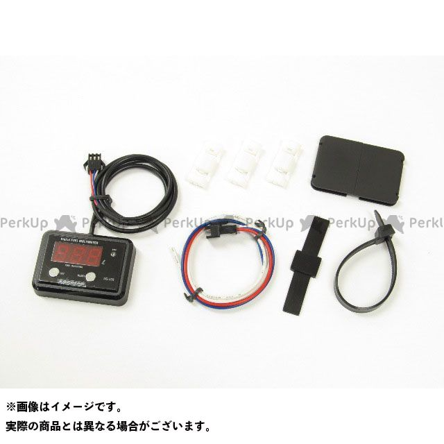 PROTEC MT-09 水温・油温・燃料計 11519 デジタルフューエルマルチメーター プロテック