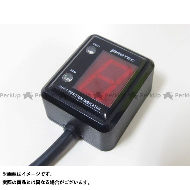 【エントリーで最大P23倍】PROTEC YZF-R1 インジケーター 11091 シフトポジションインジケーターキット プロテック