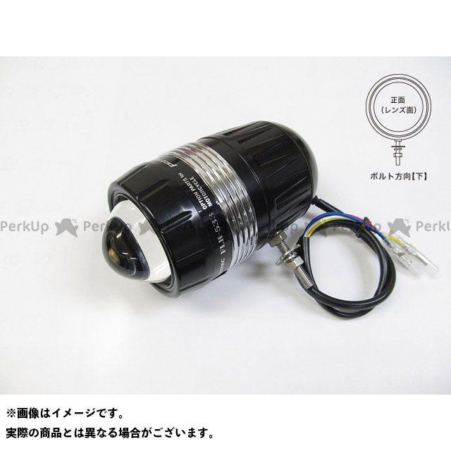 送料無料 PROTEC 汎用 ヘッドライト・バルブ FLH-533 LEDフォグライト(REVセンサー無 増設用子機) 右