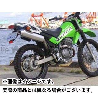 techserfu スーパーシェルパ マフラー本体 Super Moto トレック(アルミ) テックサーフ