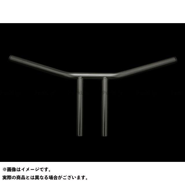 ネオファク ハーレー汎用 ハンドル関連パーツ ドラッグライザーバー カラー:ブラック サイズ:8in 仕様:ヘコミ有り ネオファクトリー