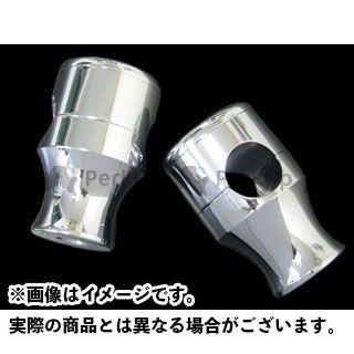 ネオファク ハーレー汎用 ハンドルポスト関連パーツ 2in グラマラスライザー クローム