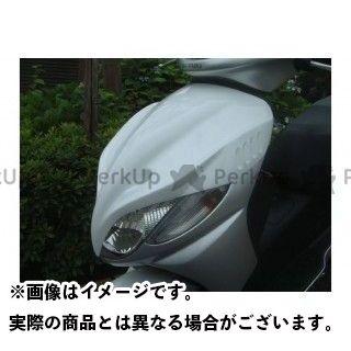 MOTO SERVICE MAC アドレス110 カウル・エアロ B-DASH フロントフェイス アドレス110 モトサービスマック