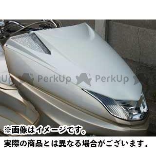 MOTO SERVICE MAC マグザム カウル・エアロ ZERO フロントフェイス マグザム 仕様:カーボン モトサービスマック