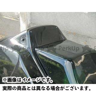 【エントリーで最大P21倍】MOTO SERVICE MAC フュージョン ドレスアップ・カバー ZERO バックシートレスカバー単品(白ゲル) フュージョン モトサービスマック