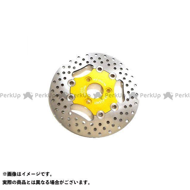 ケイエヌキカク グランドアクシス100 ディスク ビッグローター220mm 単品 グランドアクシス/5FA1型 カラー:ゴールド KN企画