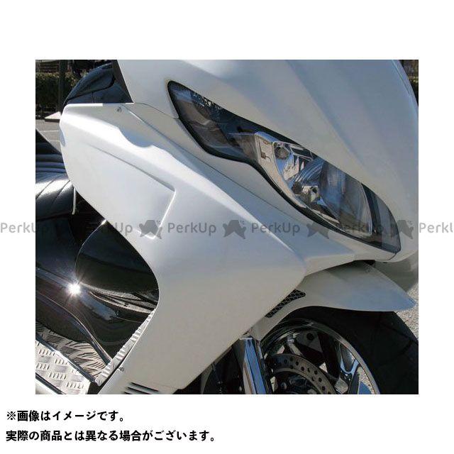 VIVID POWER カウル・エアロ SKYWAVE 44/45/46 サイドカウル カラー:未塗装黒ゲル ビビッドパワー