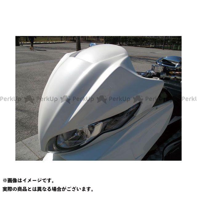 VIVID POWER カウル・エアロ SKYWAVE 44/45/46 フロントフェイス カラー:未塗装黒ゲル ビビッドパワー