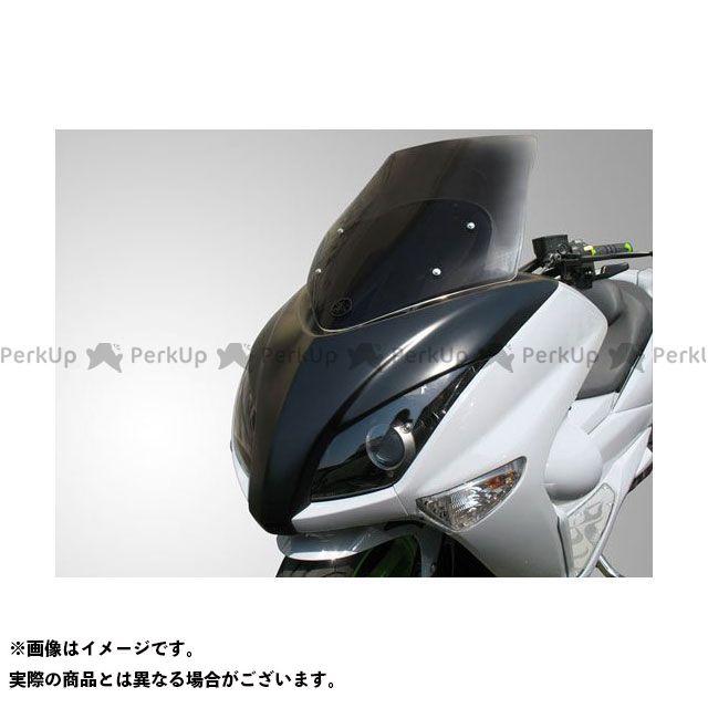 VIVID POWER マジェスティ カウル・エアロ 4D9 MAJESTY(前期専用)フロントカウル カラー:未塗装黒ゲル ビビッドパワー