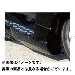 VIVID POWER フォルツァX フォルツァZ カウル・エアロ FORZA MF08(前期/後期) アンダースポイラー カラー:未塗装黒ゲル ビビッドパワー
