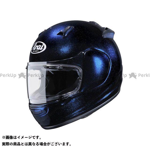 送料無料 アライ ヘルメット Arai フルフェイスヘルメット 【東単オリジナル】 QUANTUM-J(クアンタム-J) グラスブルー 55-56cm