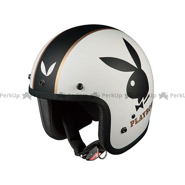 送料無料 OGK KABUTO オージーケーカブト ジェットヘルメット FOLK PLAYBOY(フォーク・プレイボーイ) フラットホワイト-2