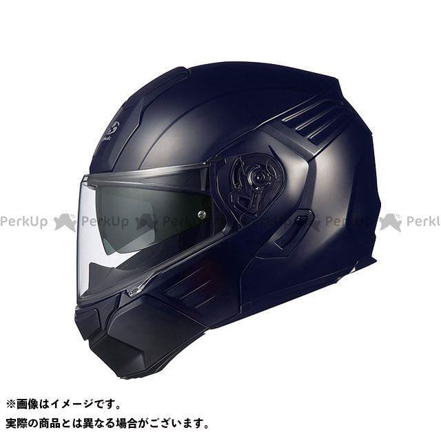 OGK KABUTO システムヘルメット(フリップアップ) KAZAMI(カザミ) カラー:フラットブラック サイズ:XL/61-62cm未満 OGK KABUTO
