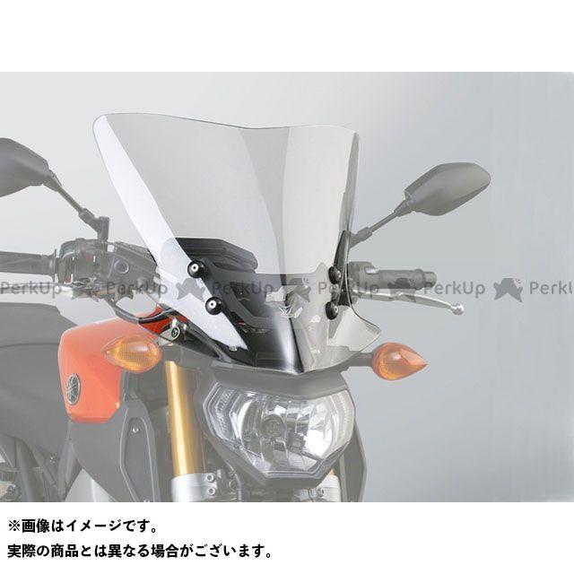 【エントリーで更にP5倍】DAYTONA MT-09 スクリーン関連パーツ NATIONAL CYCLE Vstream(R) ウインドシールド タイプ:クリアー/トール デイトナ