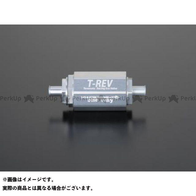 【無料雑誌付き】TERAMOTO 汎用 その他エンジン関連パーツ T-REV φ9 0.05 カラー:シルバー テラモト
