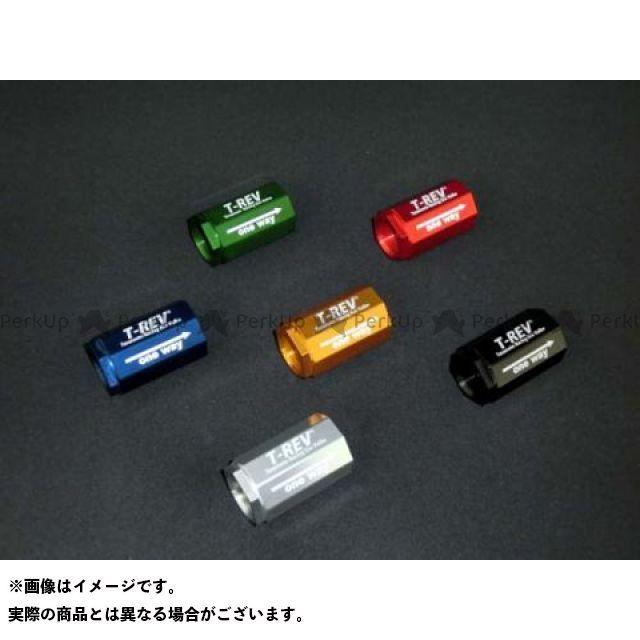 【無料雑誌付き】TERAMOTO 汎用 その他エンジン関連パーツ T-REV 0.07 カラー:レッド テラモト