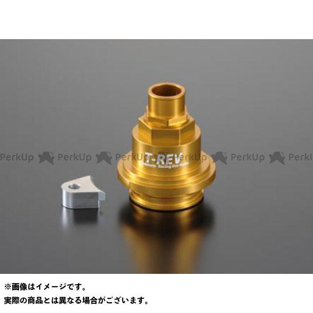 TERAMOTO ドゥカティ汎用 その他エンジン関連パーツ T-REV DUCATI専用 圧入タイプII カラー:ゴールド テラモト