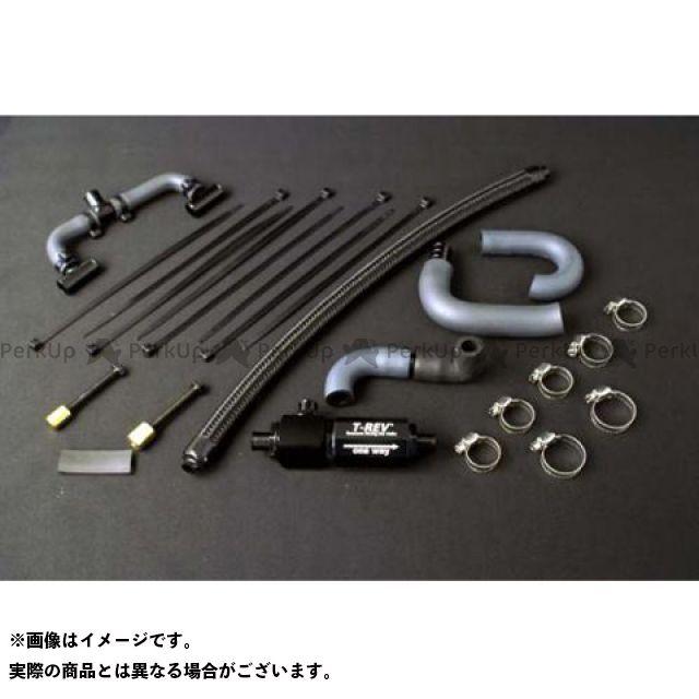TERAMOTO ZRX1200ダエグ その他エンジン関連パーツ T-REV αシステム ZRX1200DAEG カラー:ブラック テラモト