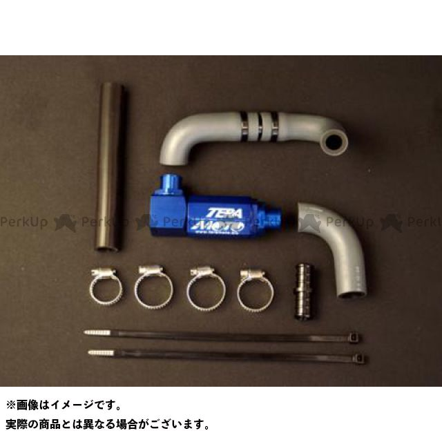 送料無料 TERAMOTO F4 その他エンジン関連パーツ T-REV MV AGUSTA F4専用 10~ ブルー