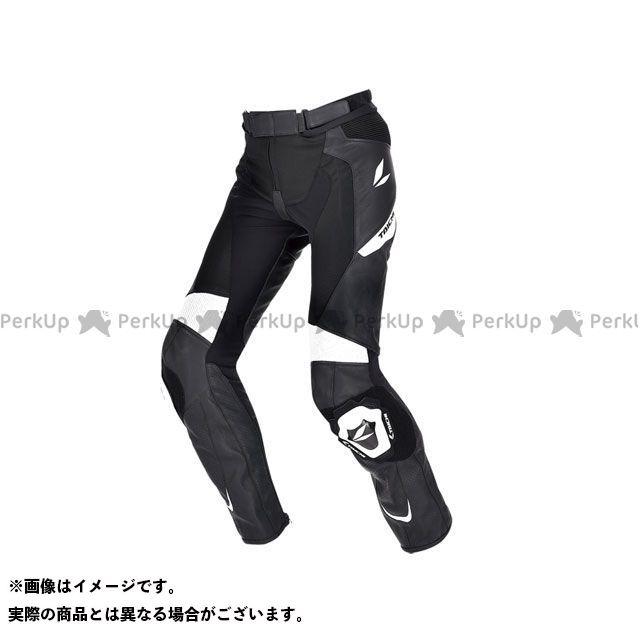 アールエスタイチ パンツ RSY829 エイペックス レザーパンツ カラー:ブラック/ホワイト サイズ:MW/48 RSタイチ