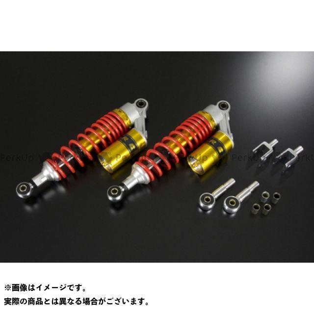エヌビーエス 汎用 リアサスペンション関連パーツ RCリアショック タイプ:Sタイプ/10mmコの字付 カラー:赤 NBS