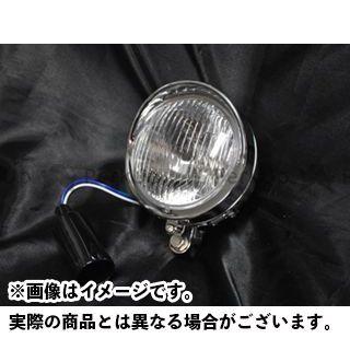 部品屋KW お気に入り お買い得品 KW ヘッドライト バルブ 汎用 無料雑誌付き 電装品 リブドヘッドライト