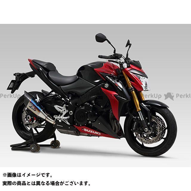 YOSHIMURA GSX-S1000 GSX-S1000F マフラー本体 Slip-On R-11Sqサイクロン EXPORT SPEC 政府認証(ヒートガード付属) SS(ステンレスカバー)