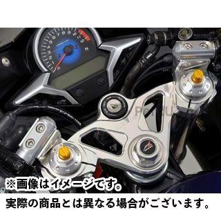 AGRAS CBR250R トップブリッジ関連パーツ トップブリッジ  アグラス