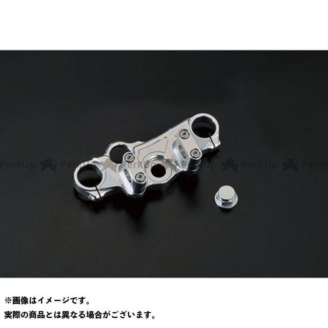 AGRAS GSR250 GSR400 トップブリッジ関連パーツ トップブリッジ ブロックタイプ  アグラス