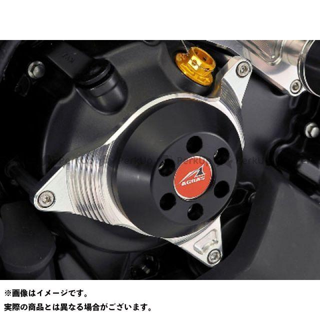 【エントリーでポイント10倍】 アグラス CBR250R スライダー類 レーシングスライダー クラッチ ホワイト