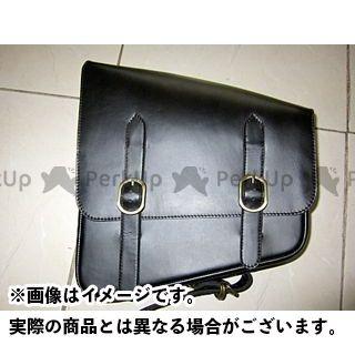 ブヒンヤケーアンドダブリュー ツーリング用バッグ サドルバッグ カラー:黒 部品屋K&W