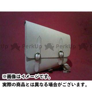 ブヒンヤケーアンドダブリュー ツーリング用バッグ サドルバッグ カラー:タン 部品屋K&W