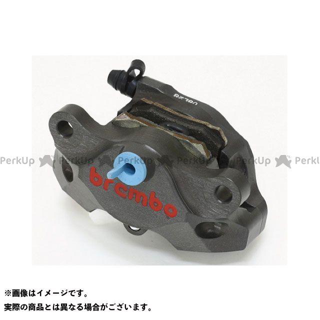 brembo 汎用 キャリパー Rear 84mm CNC Caliper KIT P2 ハードアナダイズド
