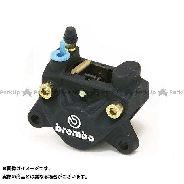 brembo 汎用 キャリパー P2 32 Rear 84mm Caliper カラー:ブラック ブレンボ