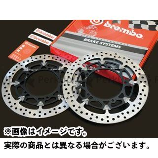 brembo YZF-R1 YZF-R6 ディスク T-DRIVE フローティングディスク 左右セット DIA310 YAMAHA