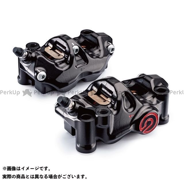 brembo 汎用 キャリパー Radial 108mm CNC Caliper KIT 484 左右セット ブレンボ