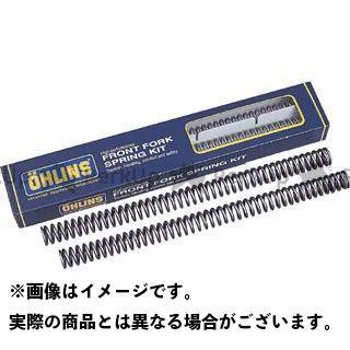 OHLINS CBR1100XXスーパーブラックバード フロントフォーク関連パーツ フロントフォークスプリング オーリンズ