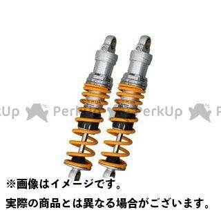 OHLINS ツーリングファミリー汎用 リアサスペンション関連パーツ リアショックアブソーバー Type S36E 33mmショート スプリングカラー:イエロー オーリンズ
