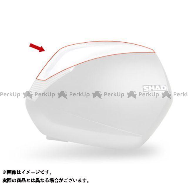 送料無料 シャッド SHAD ツーリング用ボックス SH36専用カラーパネル ホワイト
