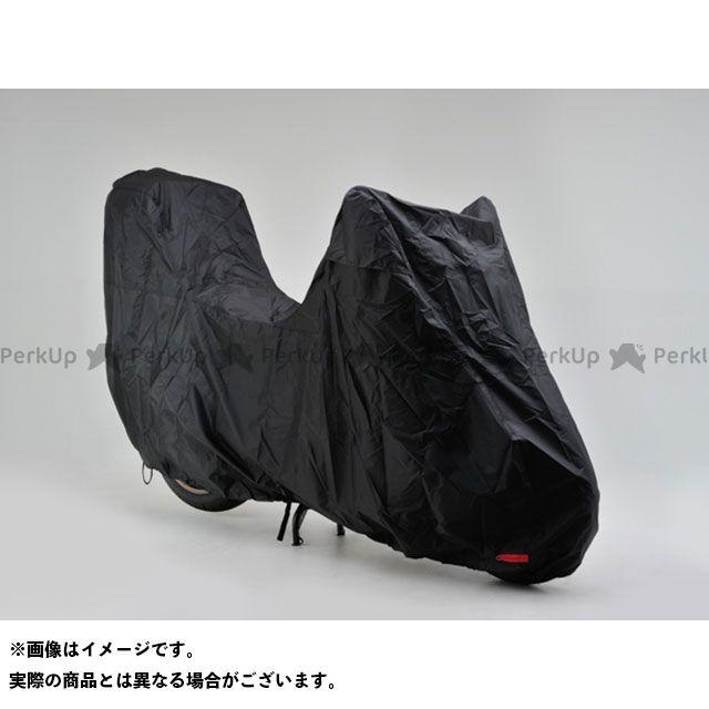 DAYTONA ロードスポーツ用カバー ブラックカバー ウォーターレジスタント ライト 3L 仕様:トップケース装着車用 デイトナ