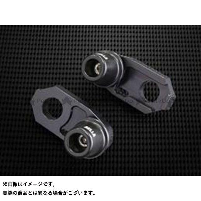 【特価品】AELLA デイトナ675 ストリートトリプル スライダー類 アクスルスライダー(リア) アエラ
