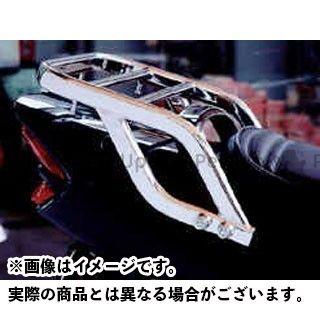 TAKATSU XJR1200 XJR1300 キャリア・サポート ロードキャリア(クロームメッキ) タカツ