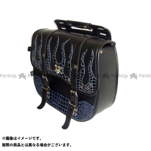 送料無料 Xross クロス ツーリング用バッグ SADDLE SINGLE サドルバッグ サイドバッグ YFF-203-3S