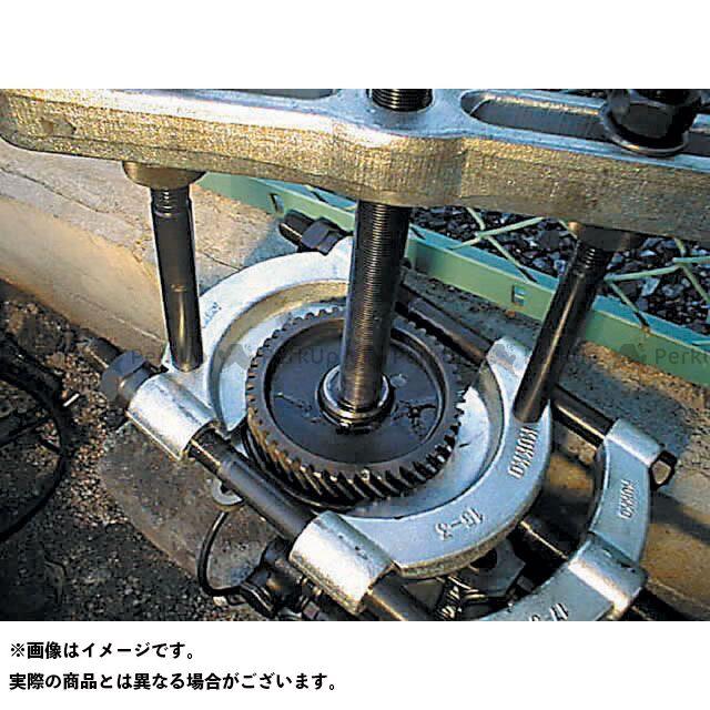 【期間限定送料無料】 店 115mm クッコ ハンドツール 17-B  セパレータープーラーセット KUKKO:パークアップバイク-DIY・工具
