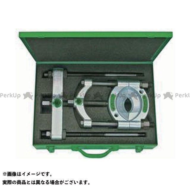 【無料雑誌付き】KUKKO ハンドツール 17-C セパレータープーラーセット 155mm クッコ
